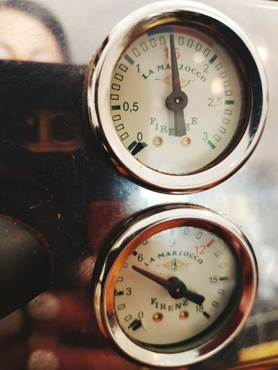Instrument Of Measurement Number Old-fashioned Gauge Retro Styled No People Clock Business Finance And Industry Antique Close-up Pressure Gauge Clock Face Indoors  Time Minute Hand Speedometer Roman Numeral Day