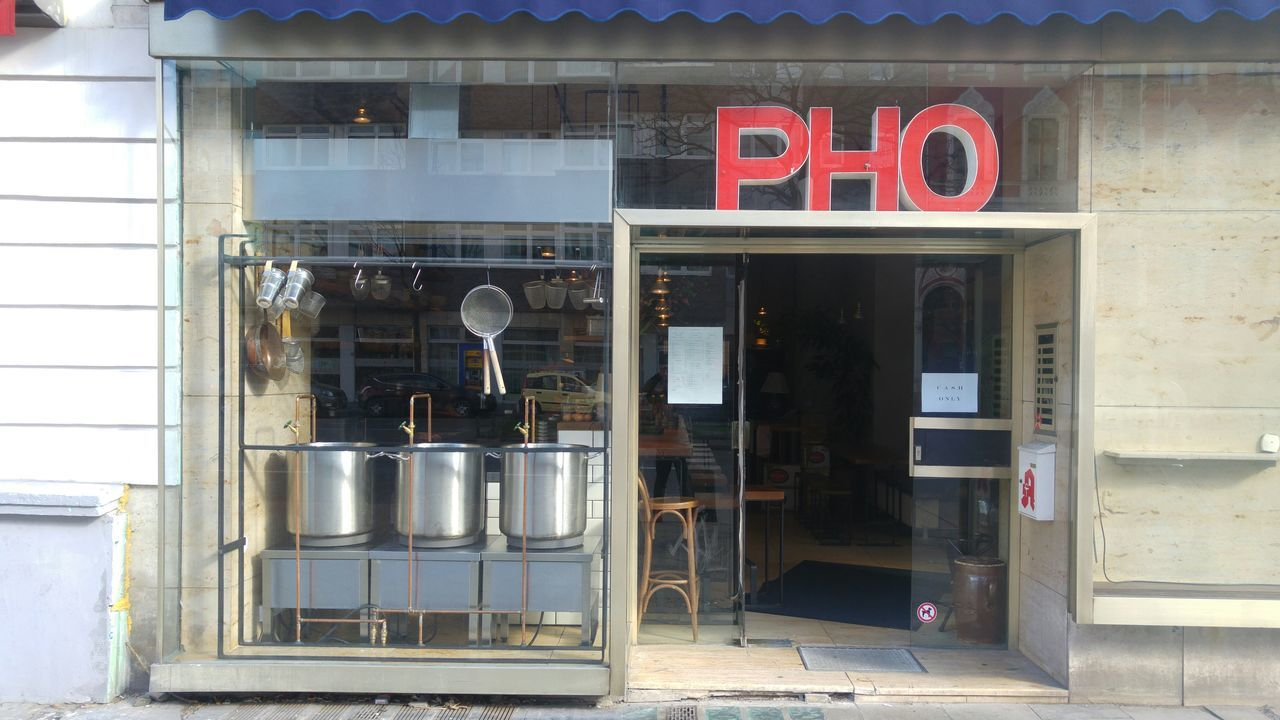 The Best In The West Pho Restaurant West Berlin Vietnamese Food What The Pho Soup Lover Food Classic Pho Foodie