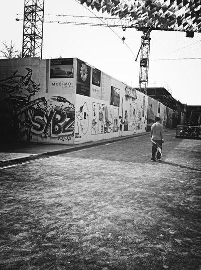 Streetphotography Blackandwhite Lausanne (CH) Streetphoto_bw