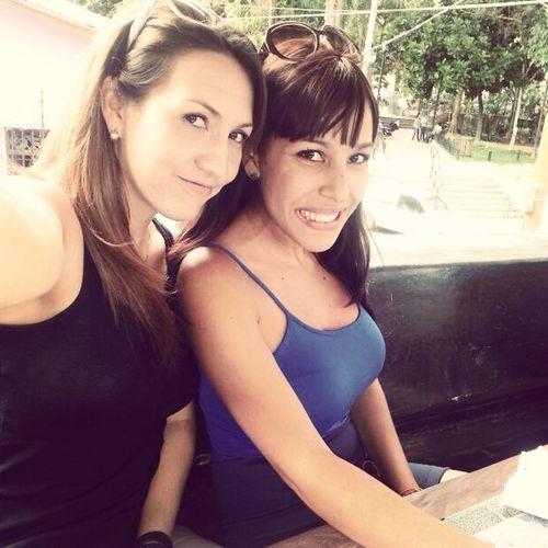 Tarde en El Hatillo con mi Fau Hatillo Sunday Friends S ólochicas
