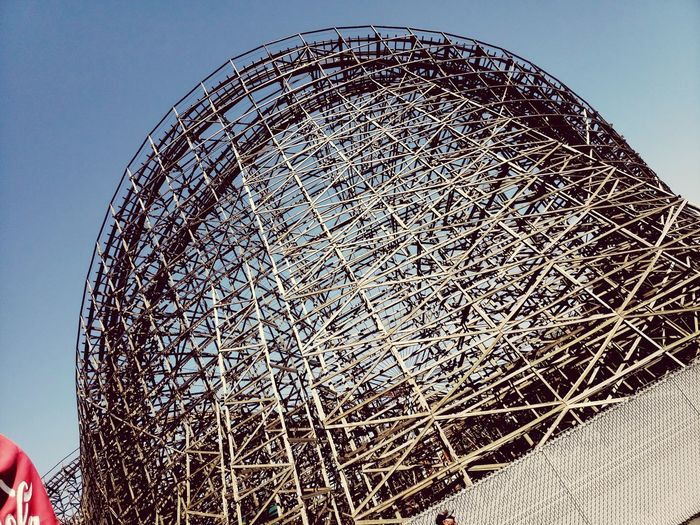 Made in 1967 Historical Place Vintage EyEmNewHere #Harveysome Rollercoaster Monster Astronomy Sky Close-up Amusement Park Ride