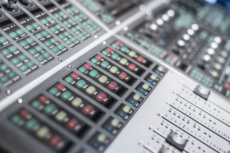 Backgrounds Close-up Control Control Panel Detail Focus On Foreground Full Frame Illuminated Modern No People Part Of Selective Focus