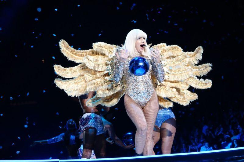 Lady Gaga ARTRAVE THE ARTPOP BALL Leroe24fotos.com Madison Square Garden