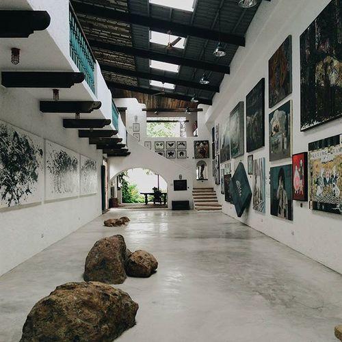 Appreciation post for pinto art museum 😍 VSCO Vscocam Pintoartmuseum