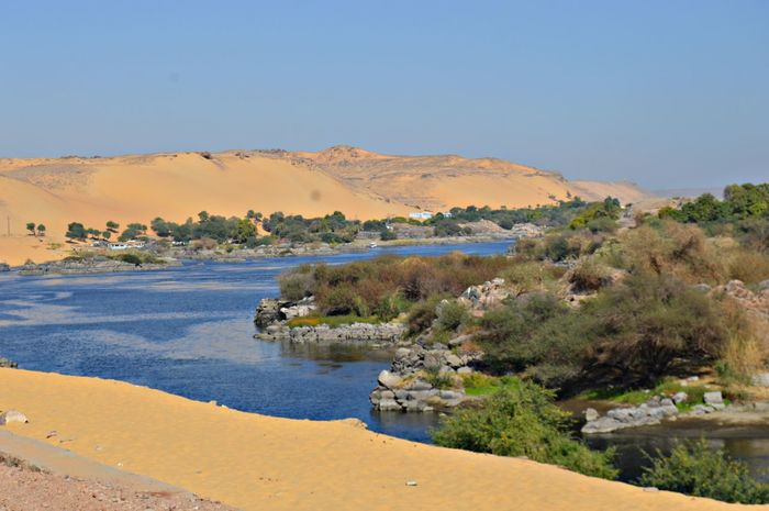 Aswan Egypt First Eyeem Photo