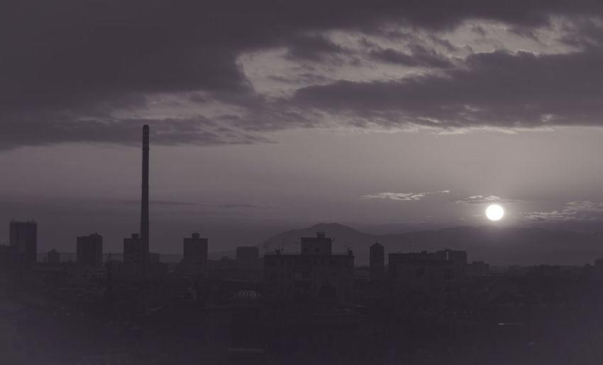 Bnw_friday_eyeemchallenge Bnw_sunsets