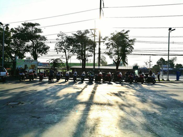Meeting motorcycle Outdoors Touring Bikes Bigbike Bigbikethailand Versys1000 Kawasaki Motorcycle Versys Sunshine