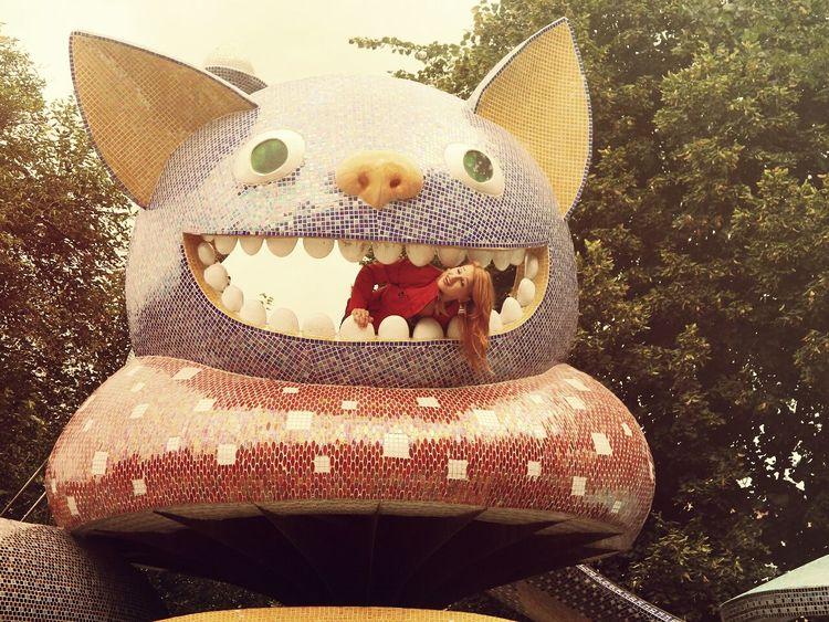 Big Cat Україна пейзажнаяаллея
