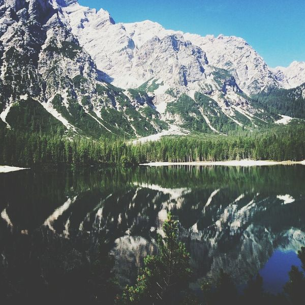 Capturing Freedom Bergsee Südtirol Italy