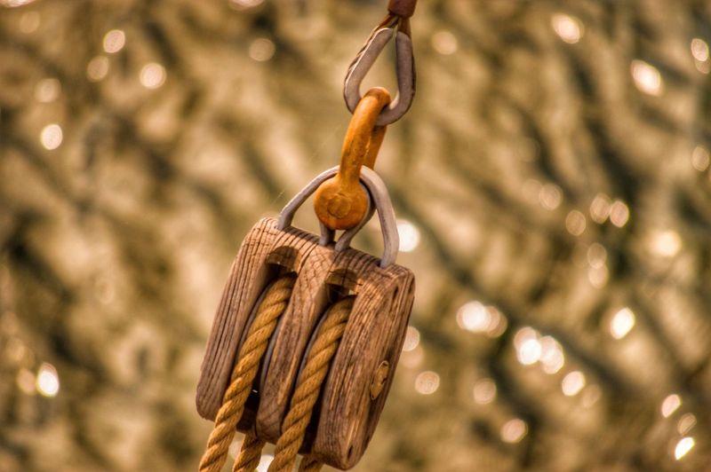Hanging Rope No