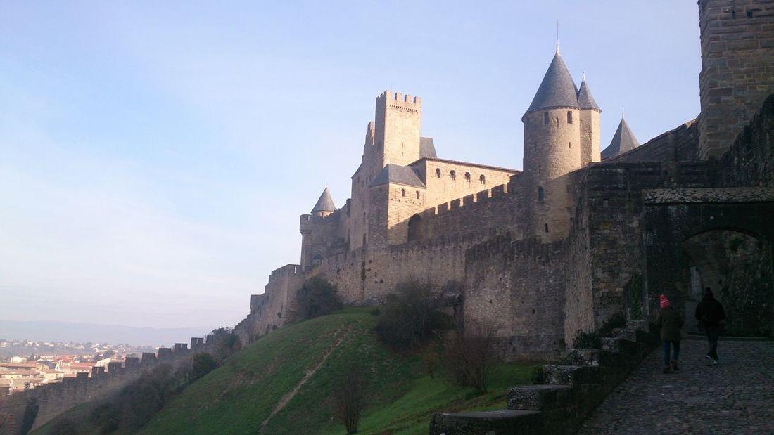 El Castillo de Carcassone