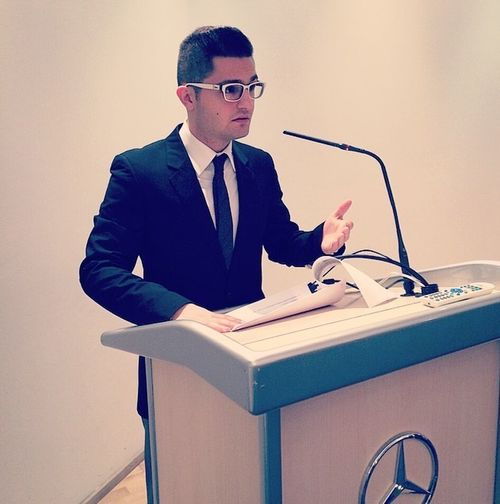 Quality Time Mercedes-Benz Istanbul Working