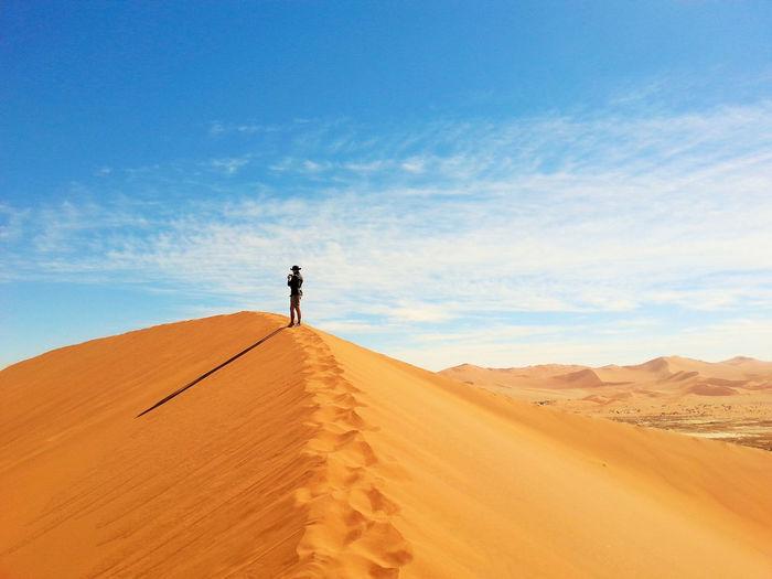 Sky Desert
