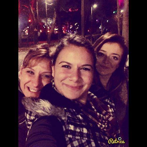 Annelerin güzelii ve kardeşimle ♥
