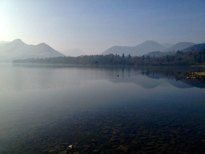 Derwent Water early morning 8612740 BYOPaper! The Great Outdoors - 2017 EyeEm Awards
