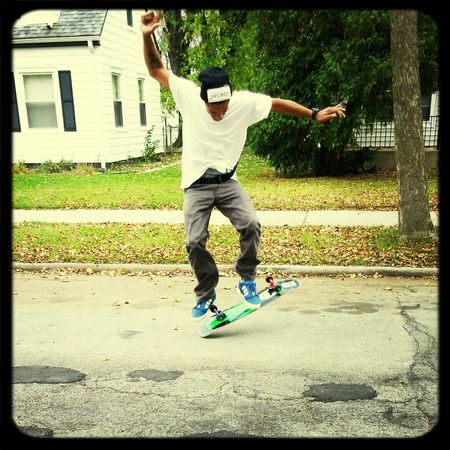 Check This Out Sk8life Sk8r Deck