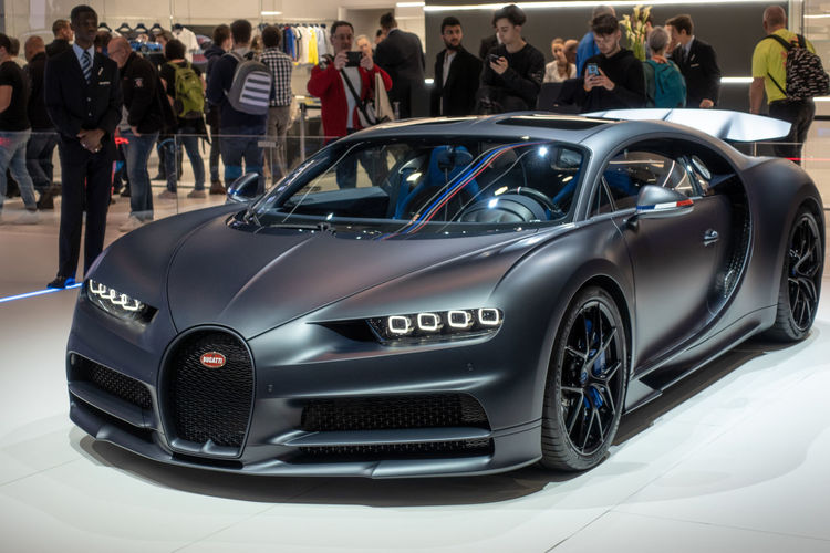 Mode Of Transportation Transportation Motor Vehicle Car Bugatti Geneva GenevaInternationalMotorshow2019 Bugatti Chiron Chiron Exhibition Matterhorn  My Best Photo