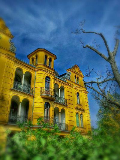 Graz Faces Architecture Old Buildings