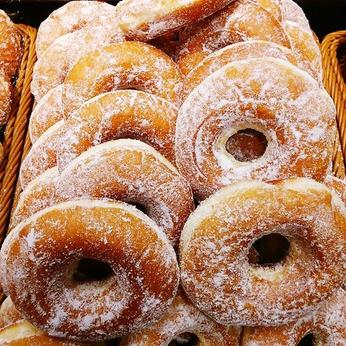 The Foodie - 2015 EyeEm Awards Sweets Delicious Food Dounuts Sugar Lunch