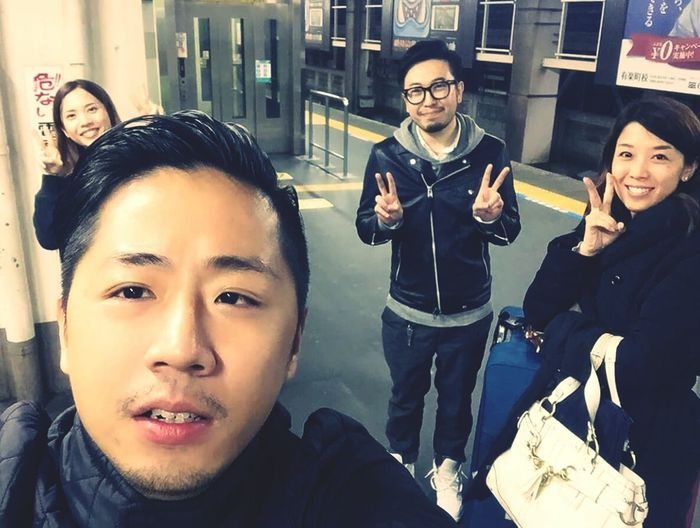 Notes From The Underground Subway Public Transportation Tokyo Taking Photos Hanging Out Cheese!