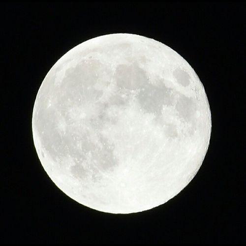 月 中秋の名月 スーパームーン