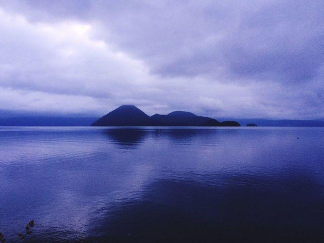 IPhone 北海道 洞爺湖