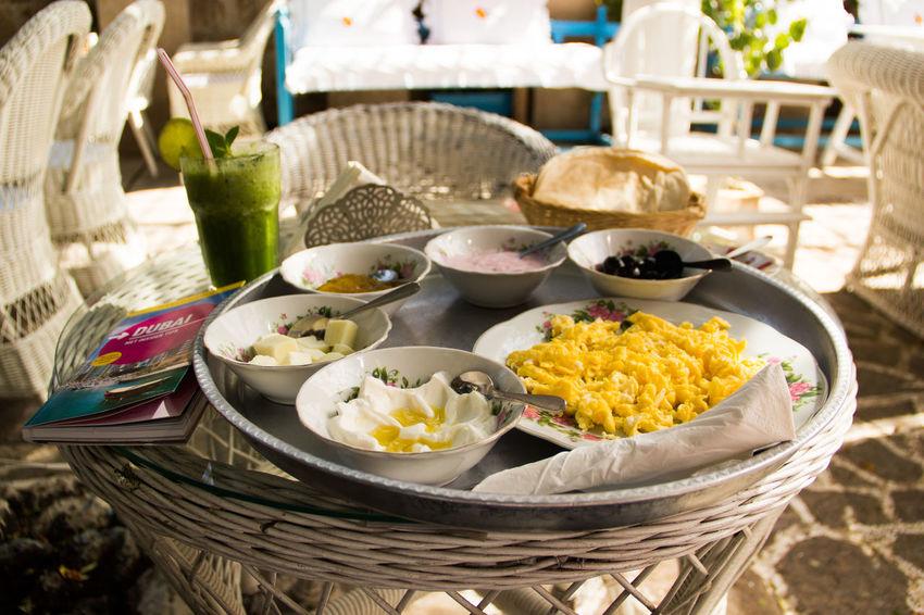 Arabian Breakfast