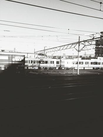 帰ります。🚃👋 Train Station Railway Station Public Transportation Go Home