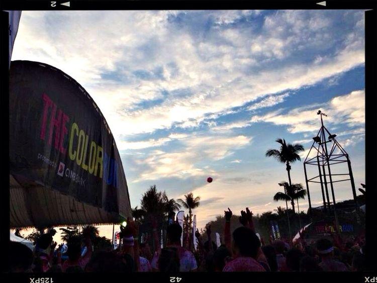 Remembering Colour Run 2013! ❤️