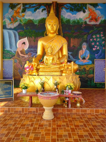 golden Buddha statue Buddha Statue Golden Buddha Statue Statue Religion Sculpture Spirituality Idol Indoors  Golden Color No People Day