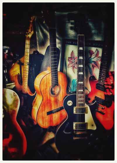 Guitar Central Musical Instruments Music Musician