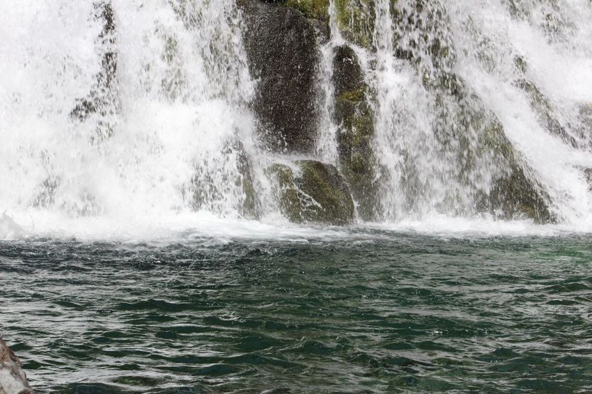 Water Nature Splashing Beauty In Nature Outdoors Motion Day No People Power In Nature Scenics Waterfall
