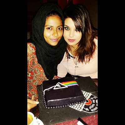 Happy birthday gorgeous! May this day bring you lots of joy and happiness. Sisterfromanothermother Friends4ever Luv Shineonyouninnifloyd ????