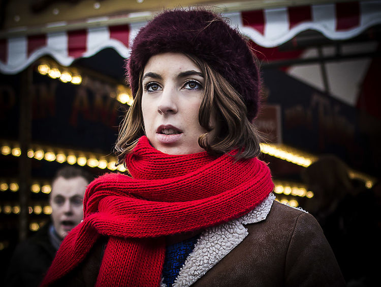 Adult Adults Only Beautiful Woman Candid Photography Close-up Day Edinburgh Festival Season Futuristic Human Body Part Human Lips One Person One Young Woman Only Only Women Outdoors People Portrait Red Snap A Stranger Warm Clothing Warm Colors Xmas Xmas Market Young Adult Young Women