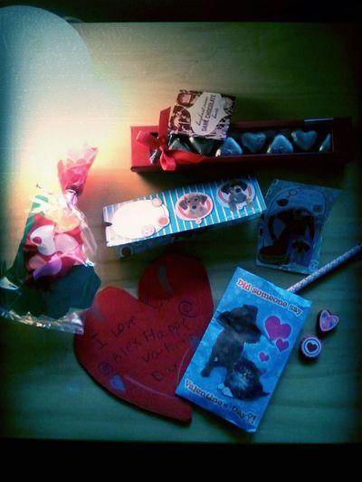 Happy Valentine's Day <3 !