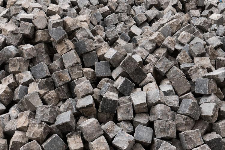 Stack of san pietroni stones