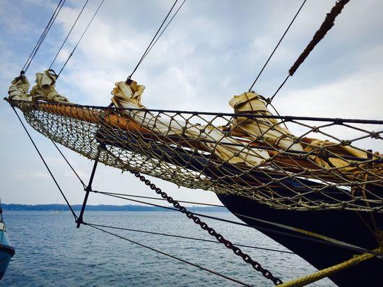Die Roald Amundsen im Hafen von Holtenau Going Sailing Starting A Trip IPhoneography Exploring New Ground Sea And Sky Kiel Kieler Förde Ship
