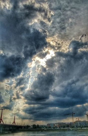 Dramatic Sky Sky Tranquility Beauty In Nature Getty Images Getty EyeEm Best Shots Cloud And Sky Cloudscape Sky Collection Hdr_Collection HDR