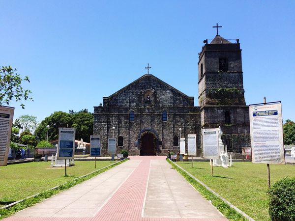 Holy Week Repentance And Forgiveness Old Church Vinzons Camarines Norte Philippines