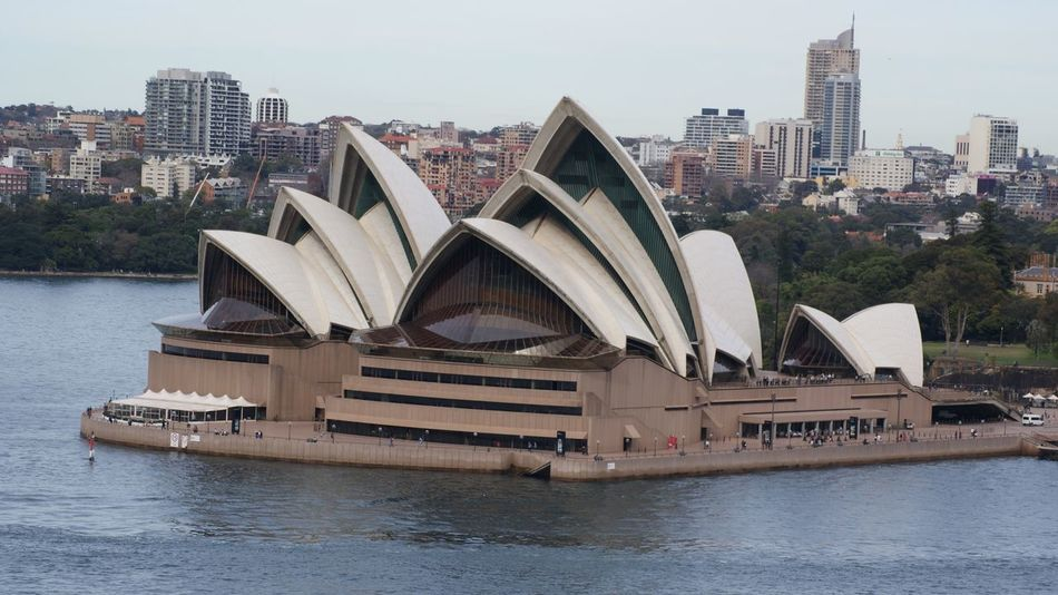 The Sydney Opera House Daytime Sydney Opera House Architecture Building Exterior Built Structure City Cityscape No People Opera House Outdoors Urban Skyline Water Waterfront