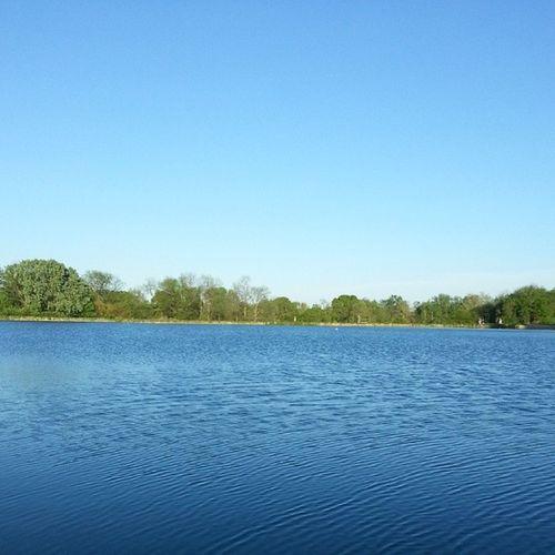 StephensLakePark Park Lake ColumbiaMo CoMO Summer