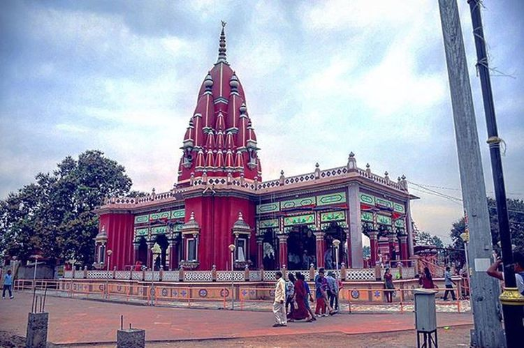 Exploring Darbhanga Indiapictures Photography India Temple Incredibleindia Bihar Bihartourism Nikon D7200 Pushpamverma Iamnikon Iamexclusive Iamshutterbug
