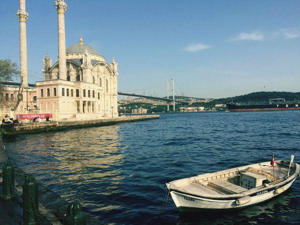 Istanbul Ortaköy Mosque