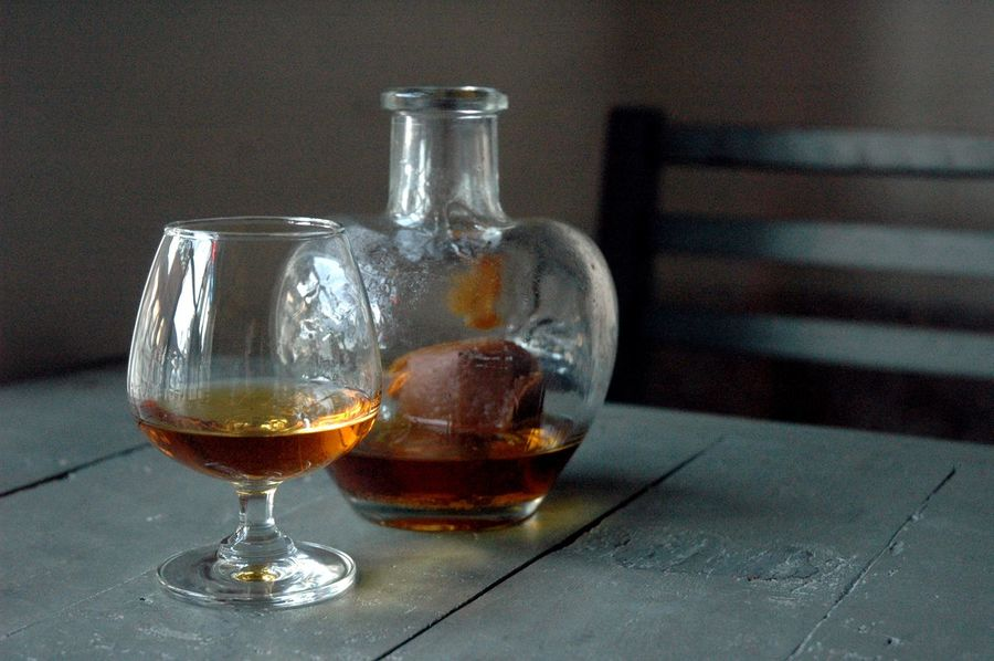 Calvados Calvadosnormandie Close-up Day Focus On Foreground Glass - Material Indoors  No People Still Life Transparent