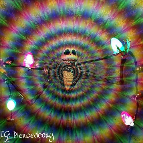 Happy hippy holidays Tcb_thecountdown JackSkellington Nightmarebeforechristmas Ata_pickedbypaul