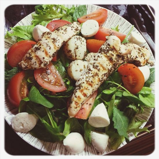 Dinner from last night :) Homemade Food HealthySogood