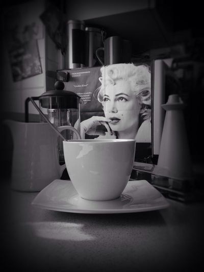 Marilyn & I again.... Enjoying Life How I Feel At Times What Makes You Calm Coffee