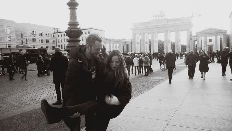 would you dance if I ask you to dance? )) Enjoying Life Friends Fooling Around Branderburgertor