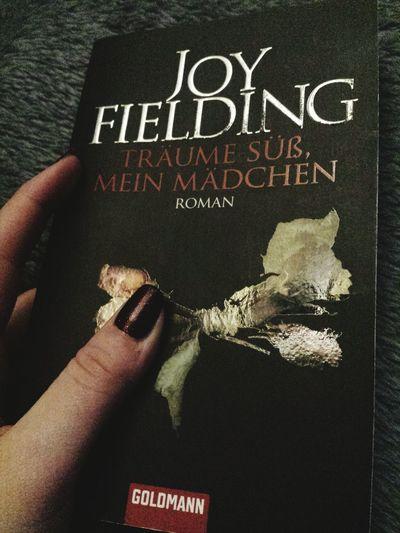 Joyfielding Träumesüßmeinmädchen Lesen Buch Roman