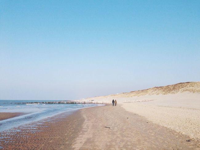 Netherlands Domburg  Beach North Sea Showcase March The KIOMI Collection